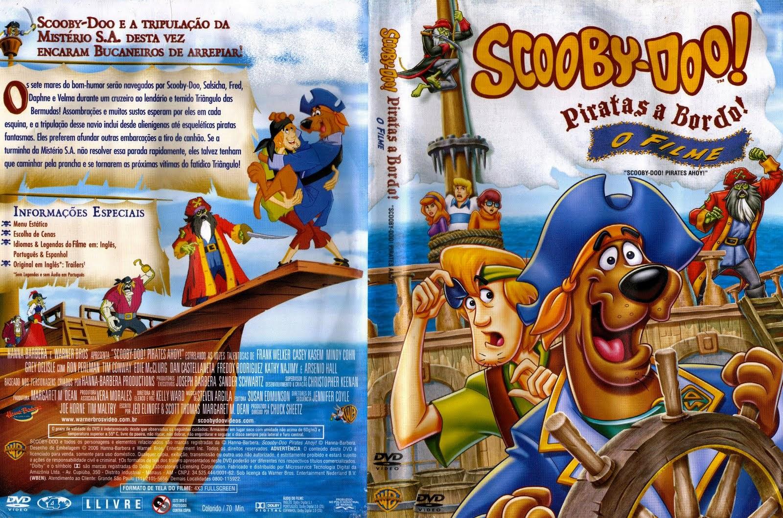 Scooby-Doo Piratas a Bordo