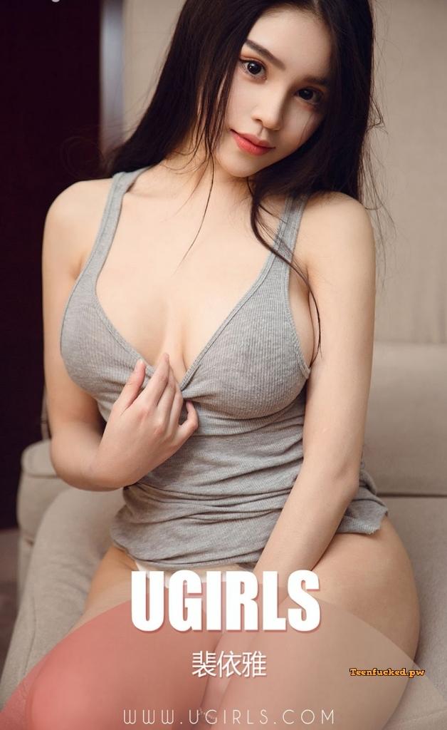 UGIRLS Ai You Wu App No.1295 MrCong.com 001 wm - UGIRLS – Ai You Wu App No.1295: Người mẫu 裴依雅 (35 ảnh)