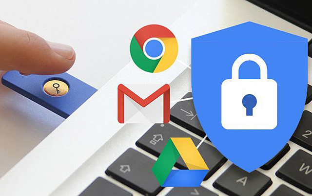 Google Advanced Protection for ios