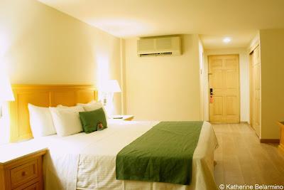 Hotel Palacio Azteca Room Tijuana