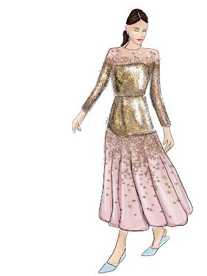 Sprinkle on glitter blog// spring/summer 19/  Reem Acra