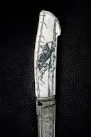 Мастерская Русский Топор - нож Медвежонок