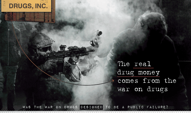 The Real Cost of the War on Drugs