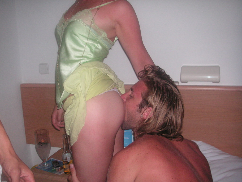 crazy german amateur sex party