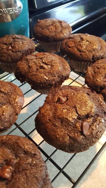 caramel-mocha-espresso-muffins