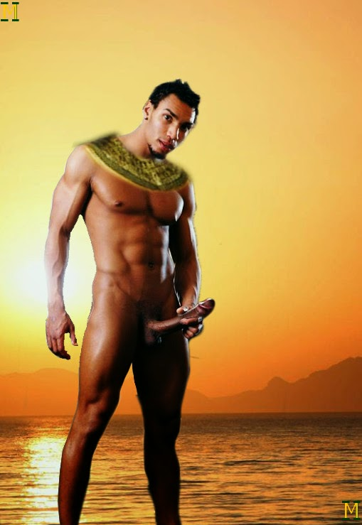 Egyptian Male Nude