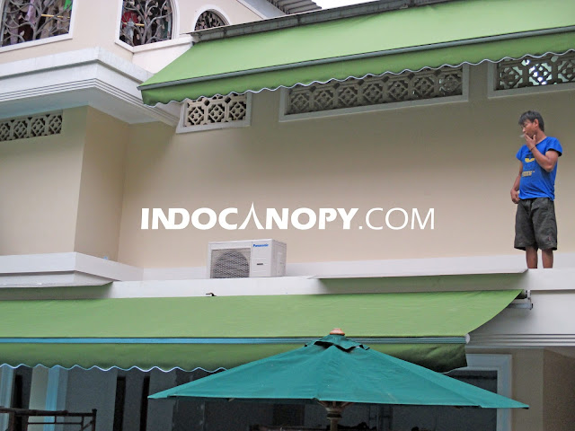Jasa Pasang Awning Gulung Tangerang Harga Harga Murah