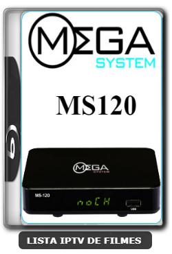 Mega System MS120 Nova Atualização Com Melhorias no Sistema V115 - 31-01-2020
