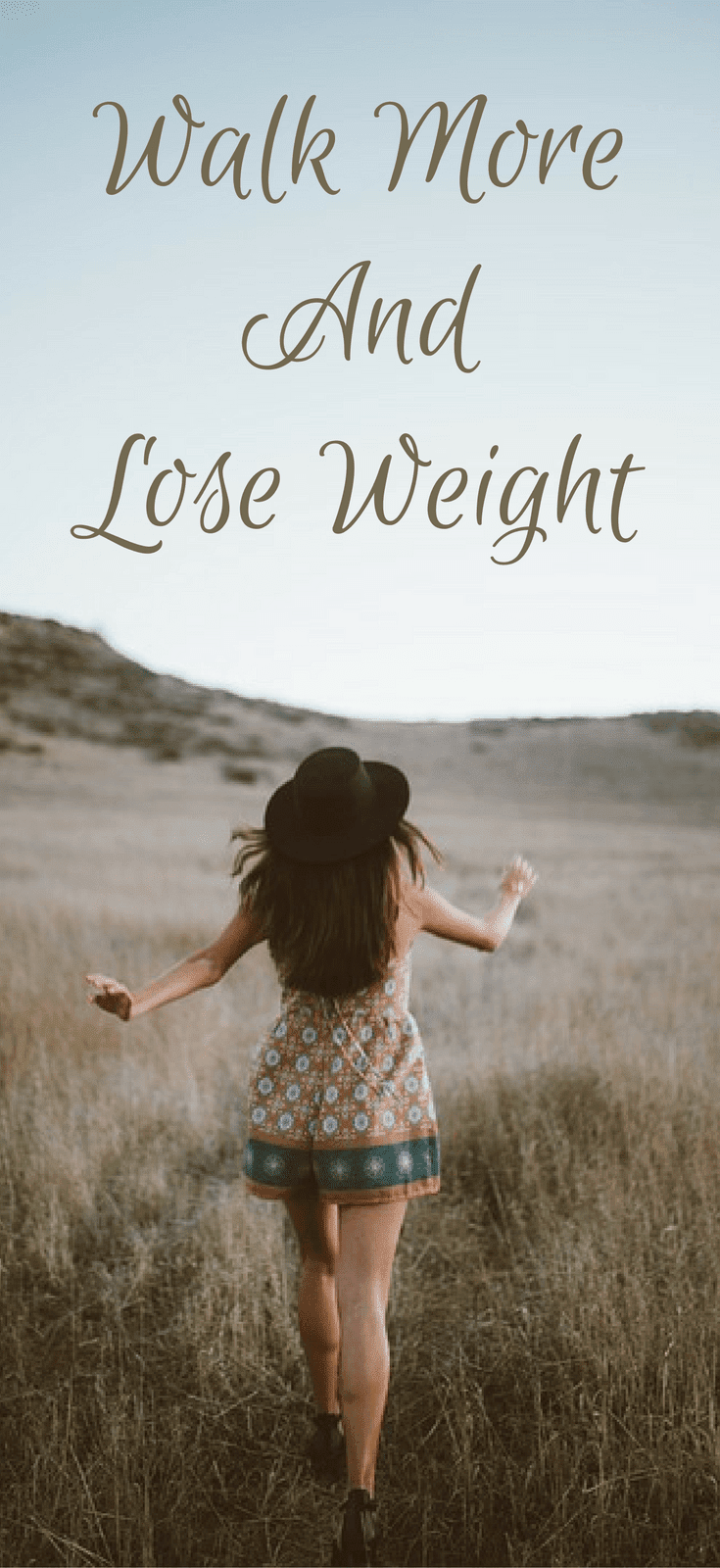 Walk More And Lose Weight