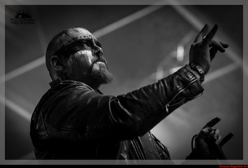 Enthroned @Hellfest 2015 vendredi 19/06