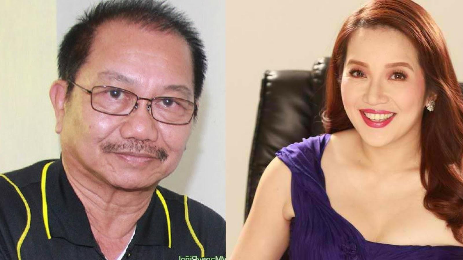 Kris Aquino and Manny Pinol