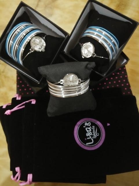 Thank You PR & Cantik Bergaya Dengan Jam Gelang Lisa's,Fghends