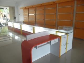 Tukang Etalase Konter Minimalis Modern Banjarmasin  Desain Interior Banjarmasin