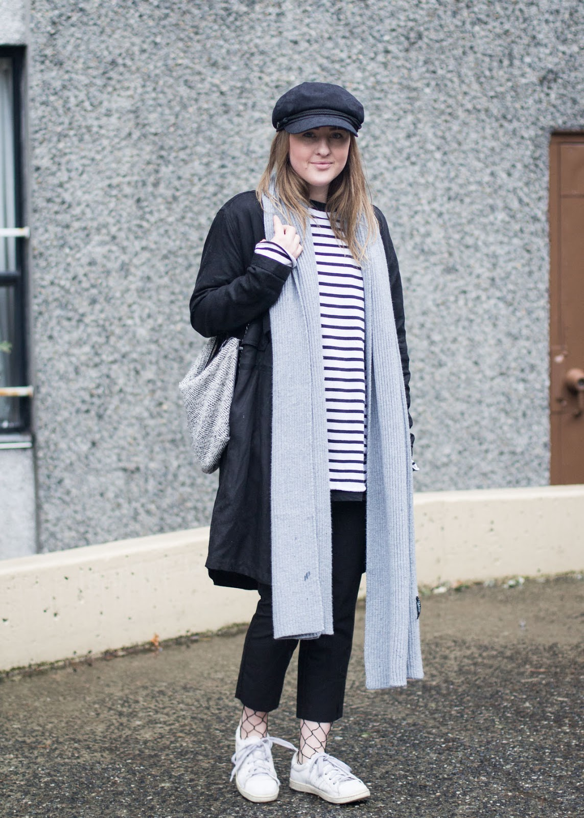 Positive mindset for 2017 - Vancouver Fashion Blogger - Winter outfit