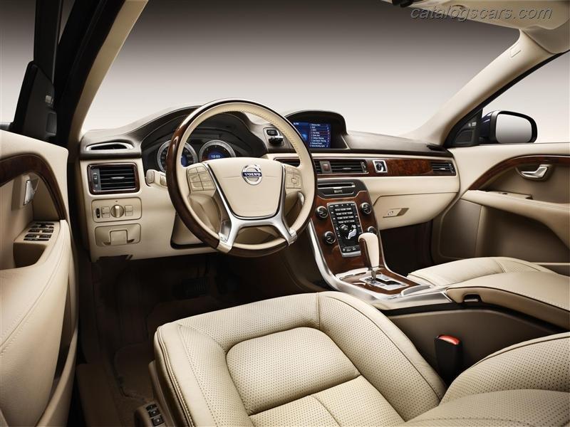 صور سيارة فولفو S80 2012 - اجمل خلفيات صور عربية فولفو S80 2012 - Volvo S80 Photos Volvo-S80_2012_800x600_wallpaper_07.jpg