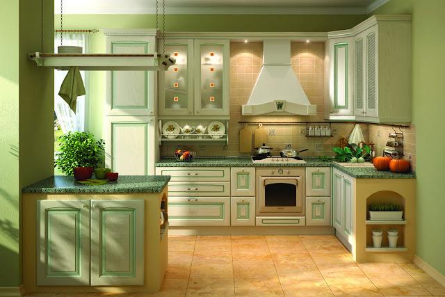 thiết kế nhà bếp - mẫu số 5