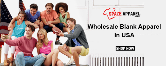 Wholesale Blank Apparel In USA