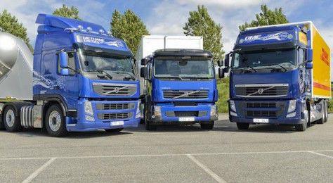 Volvo Perkenalkan Truk Bertenaga Gas