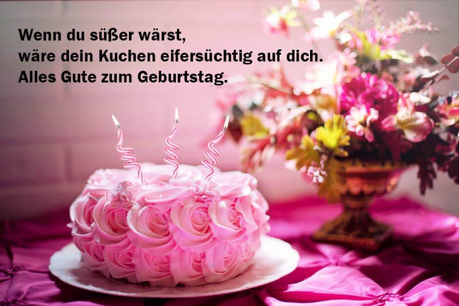 Gluckwunsche Zum Geburtstag Freundin Kurz Lustig Romantisch