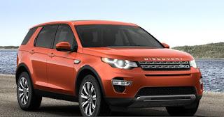 2017 range rover discovery sport orange