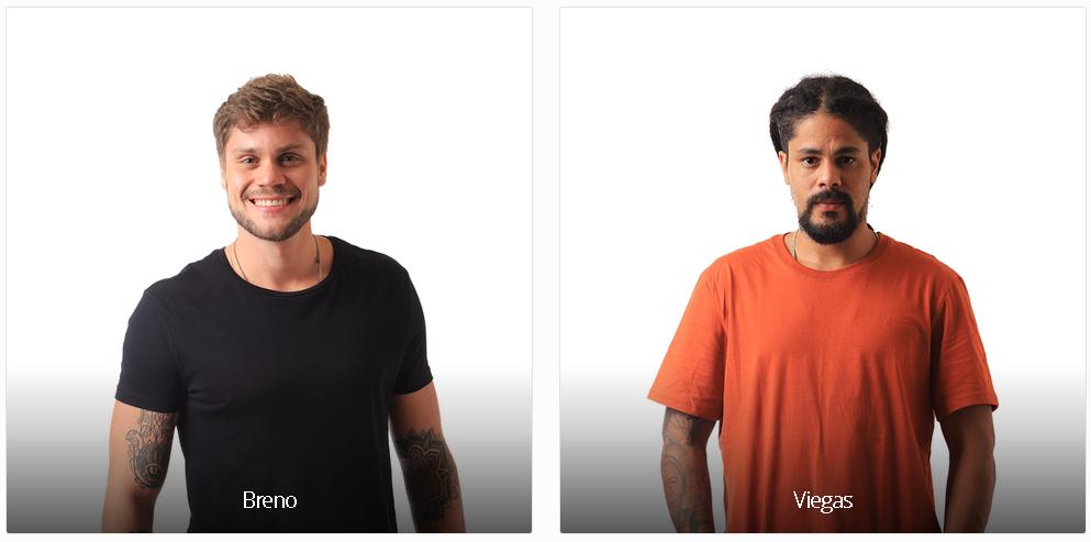 Vote no Paredão do BBB18 desta semana: BRENO X VIEGAS e veja a enquete de quem esta ganhando