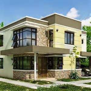 3 model desain rumah minimalis ala luar negeri