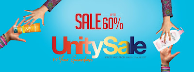 Guardian Malaysia Unity Sale Discount Offer Promo