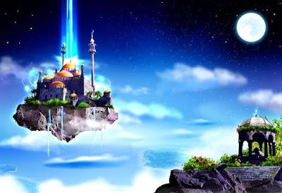 Istana Surga Megah untuk si Majusi