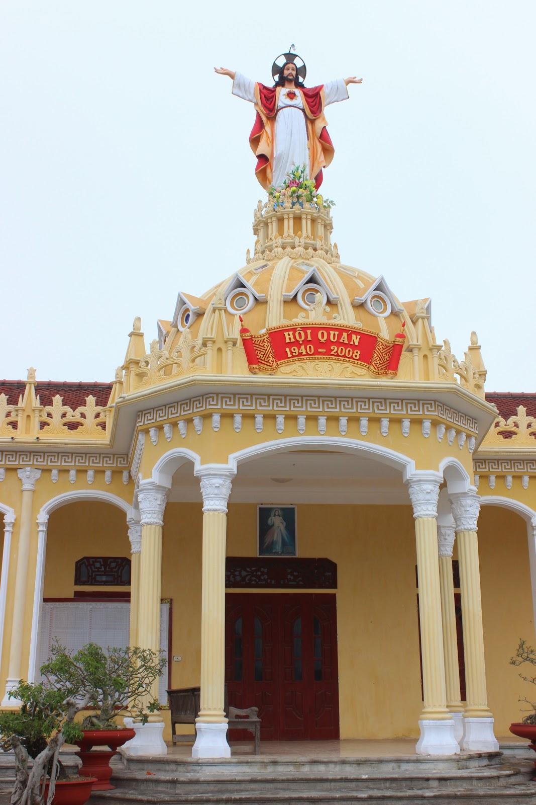 giáo xứ đến thánh thức hóa 15