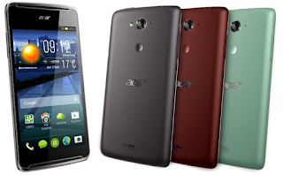 Harga dan Spesifikasi Hp Android Acer Liquid E 600