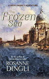 The Frozen Sea - a literary adventure by Rosanne Dingli