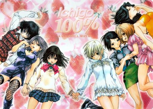 Download Ichigo 100% BD Subtitle Indonesia BATCH