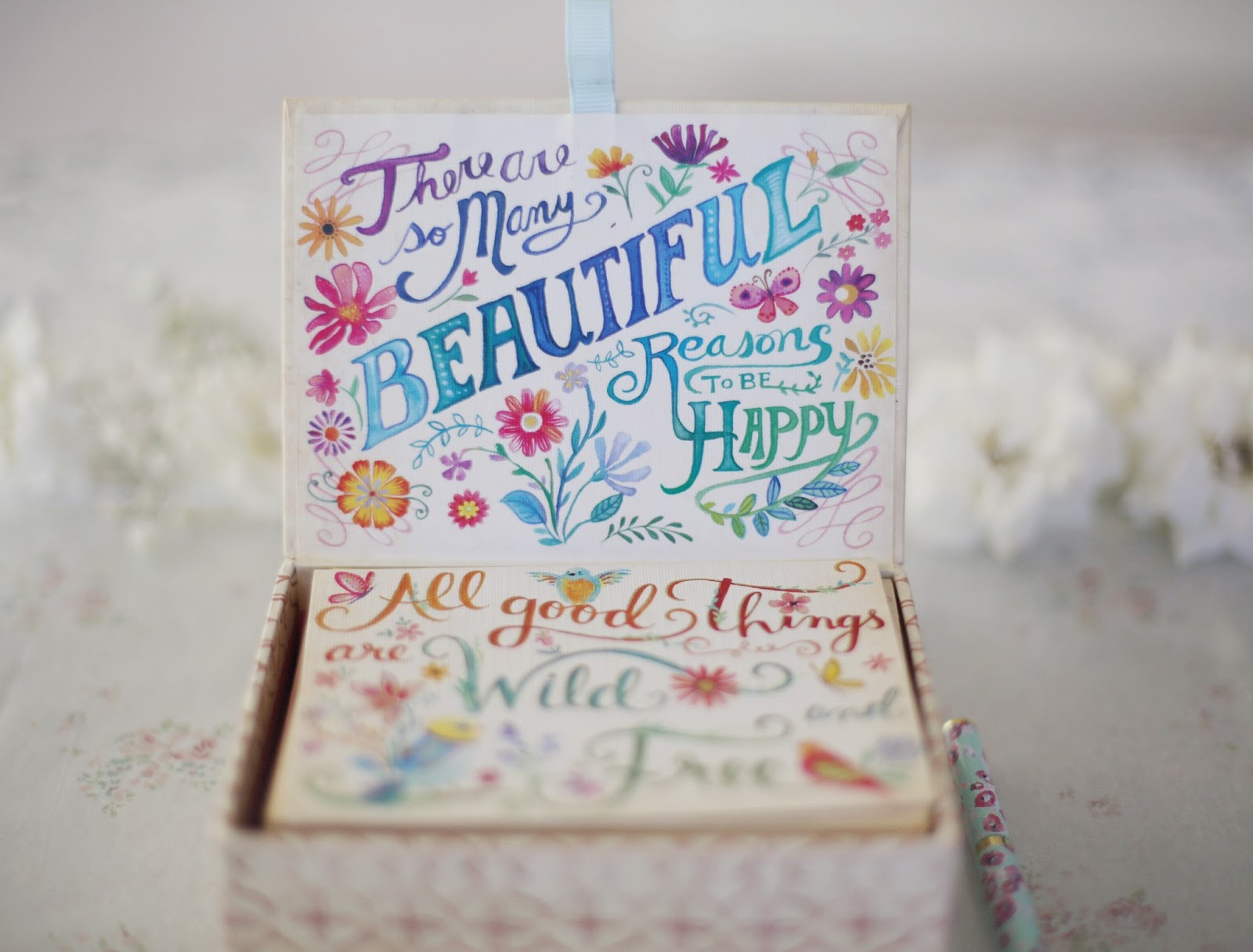 Beautiful Stationery