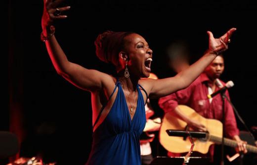 זמרת הג'אז ליסה סימון תגיע לישראל בנובמבר 2017