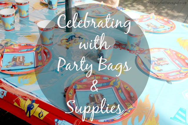 party, birthday, toddler, party supplies, party bags