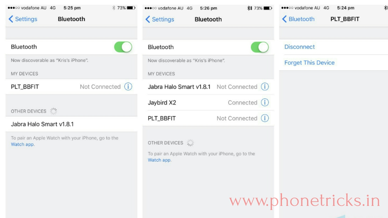 How to connect Bluetooth speakers to your phone android and iphone