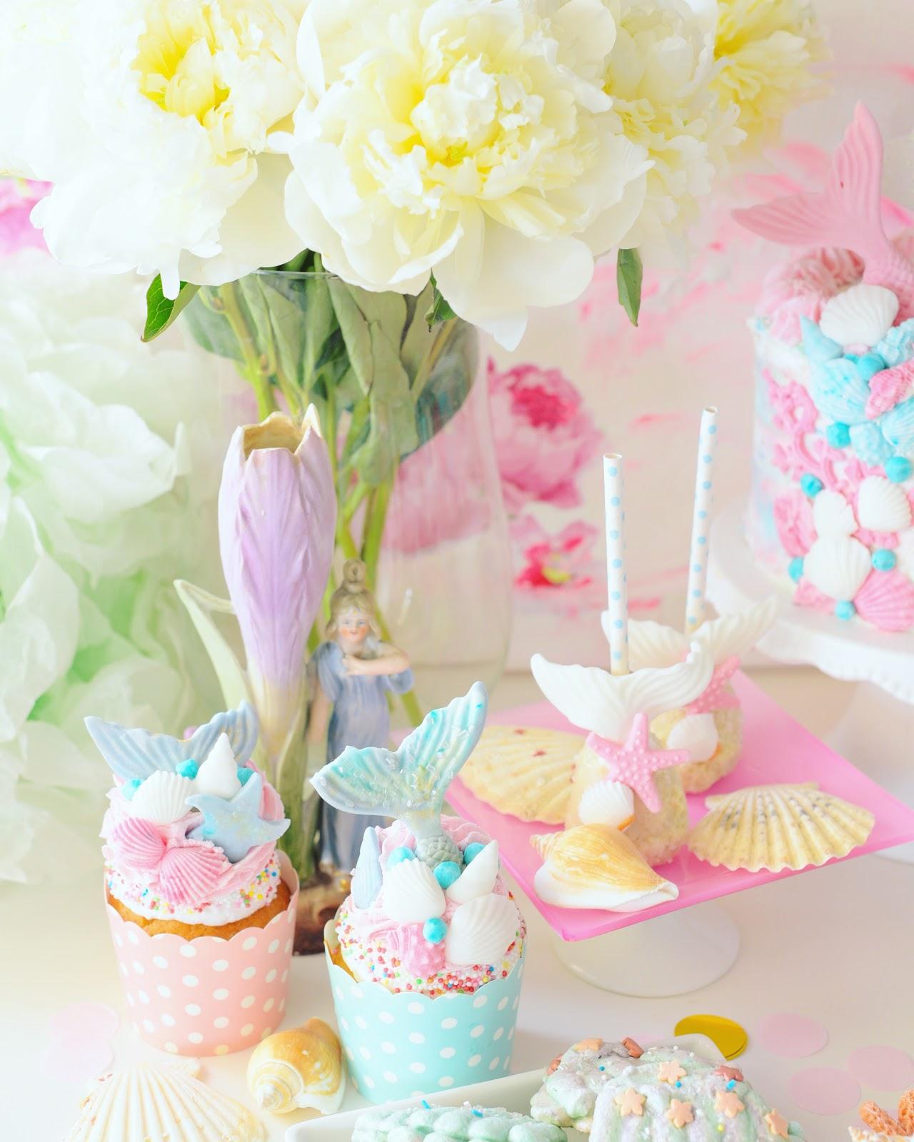 Kessy S Pink Sugar Meerjungfrauen Party