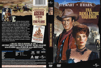 CARATULA DVD: Una dama entre vaqueros / The Rare Breed / Descargar