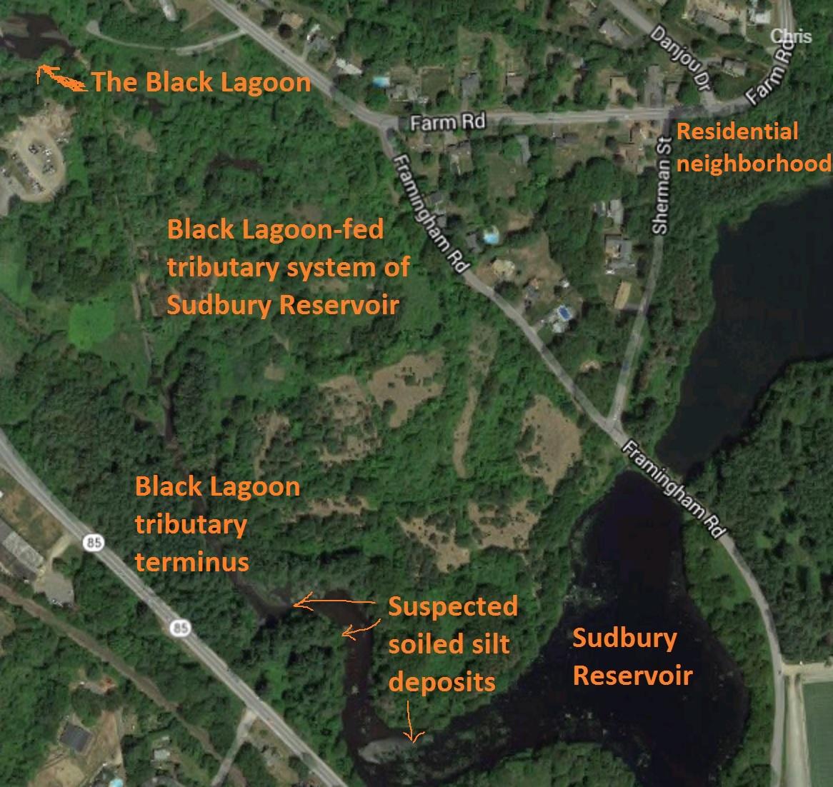 Tributary: Bullwork Of Democracy™: Environmental Nightmare: Black