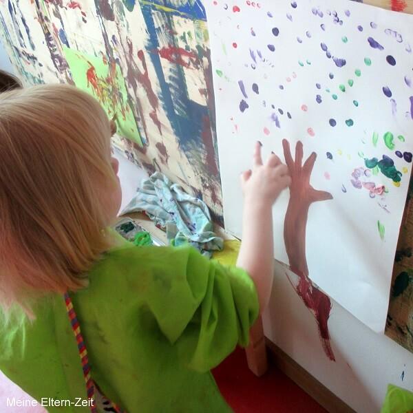 Ich Kann Malen Mit Fingerfarben 9783551183095 Amazon Com Books