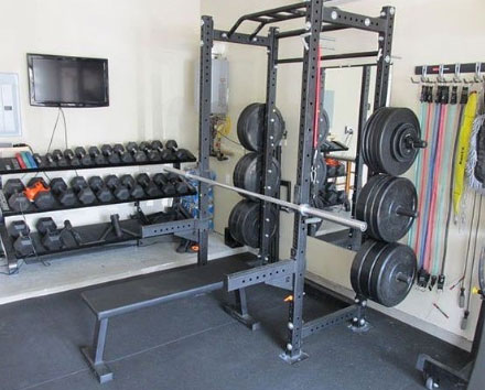 Thing you haven t tried in your garage gym
