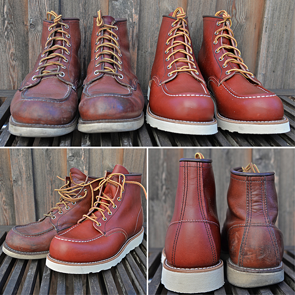 Come and get your #8131 at the oldest Red Wing Shoe Store outside the USA  in Frankfurt, est. 1977, in store or online www.redwingfrankfurt.com. pics  | LTG