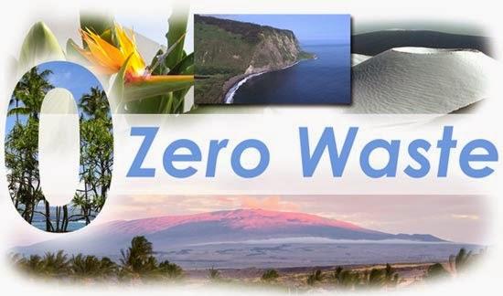 Creating zero waste home, waste management service, waste disposal