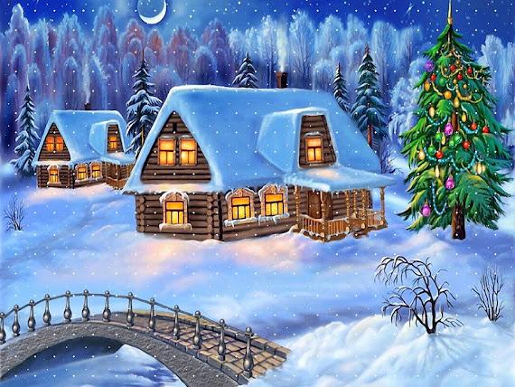 download besplatne pozadine za desktop 1280x960 slike ecard čestitke Merry Christmas Sretan Božić polnoćka