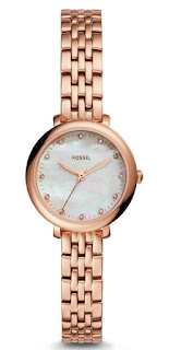 Fossil Jacqueline Mini Three-Hand ES4031