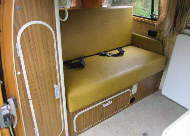 1972 T2A Westfalia Camper Van | VW Bus