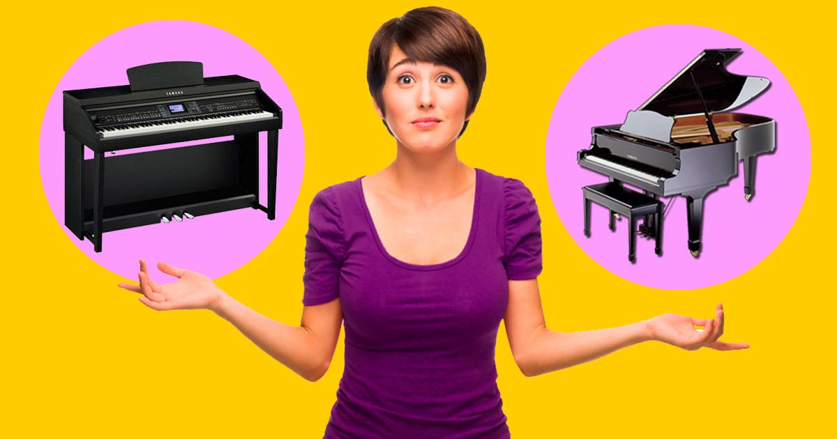 Cách chọn mua đàn piano cho bé