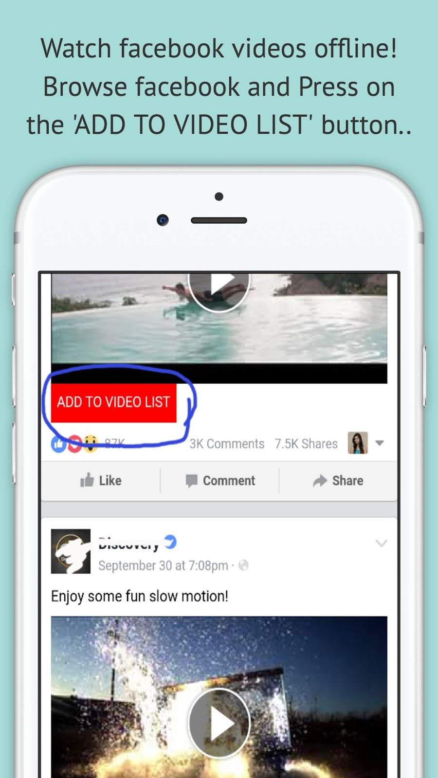 Facebook Video Download App Iphone {Eddie Cheever}