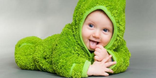 Bayi yang sehat