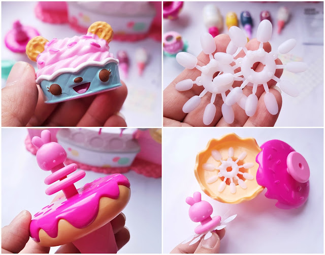 Num Noms playset Nail Polish Maker, make your own nail polish suitable for children, children crafts kit for Christmas